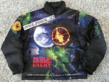 193316c2 Supreme X Undercover X Public Enemy Puffy Jacket Ss18 Medium