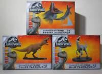 SEGA Premium Figure Jurassic World / Kingdom of Flames Mosasaurus T-Rex Blue set