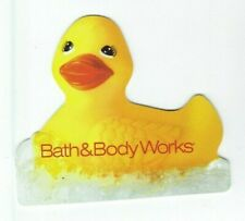 Bath & Body Works Gift Card Die-Cut - Rubber Duck - No Value - I Combine Ship