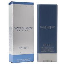 Davidoff Silver Shadow Altitude 200 ml Duschgel / Shower Gel
