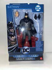 "DC Multiverse ~ 6"" GASLIGHT BATMAN (SERIES 9) ACTION FIGURE ~ Mattel"