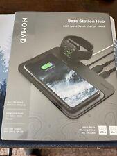 Nomad Base Station Apple Watch Wireless Charging Dock 10W / 18W