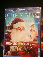 Christmas Movie Set -2 Movies In Search Of Santa & How The Toys Saved Christmas