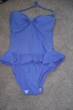 Ladies Deep LIlac SWIMSUIT SIZE 12