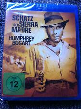 THE TREASURE OF SIERRA MADRE- Blu Ray Region B/UK - Humphrey Bogart