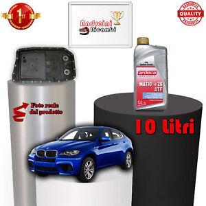 KIT FILTRO CAMBIO AUTOMATICO E OLIO BMW X6 E71 30 D 180KW 2015 ->  1065