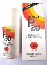 RIEMANN P20 100ml-200ml  ONCE A DAY PROTECTION - VARIOUS USE DROP DOWN MENU