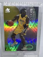 KOBE BRYANT 1999 SKYBOX E-X #25 HOLOFOIL REFRACTOR BASE CARD NBA LAKERS MAMBA