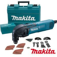 Makita TM3000CX9 Corded Multi-Tool Kit  Multicutter Set / 220V