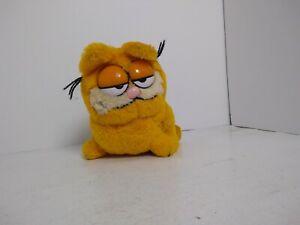 "Garfield (R. Dakin 1981 Vintage) 6"" Plush Cat Sitting Stuffed Animal #4"