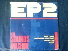 "VINYL 7"" SINGLE - THE SOUNDS MACHINE EP2 - VARIOUS - MACH2"