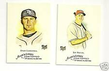 2008 Topps Allen and Ginter Set with SPs 350 Cards