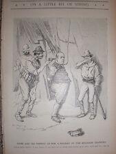 On a little bit of string A Wallis Mills cartoon 1903
