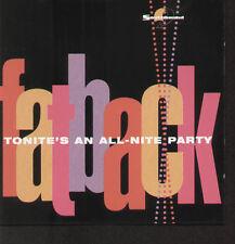 FATBACK - De Tonite Un All Nite Partido - Hacia el sur