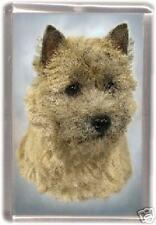Cairn Terrier Fridge Magnet Design No 5 by Starprint