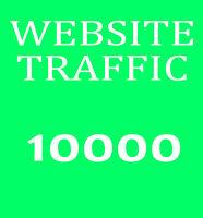 10000 Webseiten Besucher für ihre Website, Echte Besucher, maximal 2 Seiten inkl