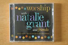 Natalie Grant   ‎– Worship With Natalie Grant And Friends       (C197)