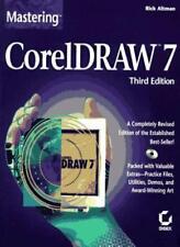 Mastering CorelDRAW! 7 By R Altman