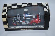 MINICHAMPS PORSCHE 911 GT3 RS DE 2002 400026977 NEUF/BOITE NEW/BOX 1/43