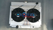 RADIATOR+SHROUD+FAN FOR Falcon XW XY / Fairlane ZC ZD Cleveland V8 AT/MT 69-72