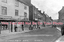 ST 36 - High Street South, Uttoxeter, Staffordshire - 6x4 Photo