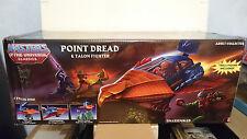 Maitres de l'Univers - Point Dread & Talon Fighter - masters of universe NEUF