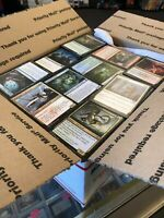3000+ Mtg Cards commons & Uncom. Plus 50 rares and 50 foil - Instant Collection