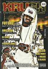 KALI HURT Future AMG ROB Serious Jones DJ SHAY hip hop DVD Magazine 2007