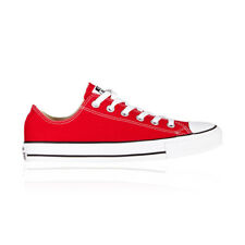 Converse Chuck Taylor All Star Low Casual Shoes - Mens Womens Unisex - Red