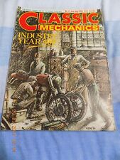 classic mechanics(13)AMC650csr/Norton/Hesketh/Roadholder/BSA B31&B33/vincent