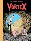 CHARLES BURNS VORTEX EUROPEAN ARTBOOK SKETCHBOOK HARDCOVER HC TOXIC TRILOGY