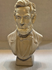 Vintage Avon Abraham Lincoln Bust Tai Winds After Shave Full Bottle No Box 1979