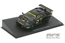 Lamborghini Diablo GT-r-Noir/Marron-année 1999 - 1:43 Al 2001-la-01