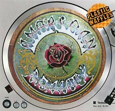 "Grateful Dead American Beauty Slipmat Turntable 12"" Lp Record Player Audiophile"