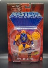 MOTU Masters of the Universe 200X SY-KLONE New on card