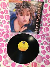 """MADONNA ~ INTO THE GROOVE / ANGEL~12"""" SIRE #0-20335 1985 PIC JACKET 45 RPM EX/NM"""