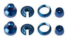 Associated 42085 Enduro Shock Parts, blue aluminum