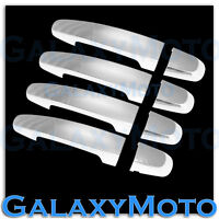 2014-2015 Chevy Impala Triple Chrome plated 4 Door Handle Cover kit set 14 15