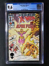 X-Men / Alpha Flight #1 CGC 9.6 (1985) - 1st app of the Berserkers