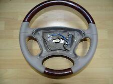 1 mercedes lenkrad holzlenkrad CLK w209 SL w230 r230 AMG cabrio coupe SL55