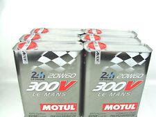 Motul 20w60 300v le Mans (en carton de 10 x 2l)