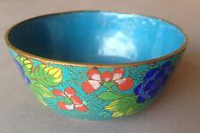 Cloissone bowl - lowered price!