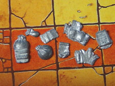 Dungeon Decor Mixed Useful Items Lot Sacks Scrolls Books 28mm Treasure Objective