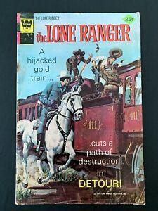 LONE RANGER #26 WHITMAN COMICS 1976 VG/FN