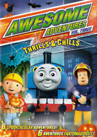 Awesome Adventures - Thrills and Chills (Volum New DVD