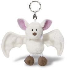 Nici 37660 Schlüsselanhänger Fledermaus Agatha weiß Bean Bag Plüsch 10cm