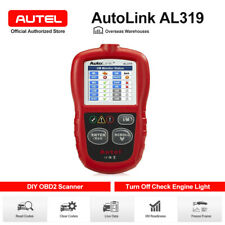 OBD2 CAN OBDII Auto Car Code Reader Autel AL319 Diagnostic Scanner Tool I/M DTCs