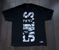 Sting T Shirt WWE Authentic Wear Wrestling Size XL *F1213a2