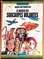 BD Histoires Fantastiques: Le Dossier Des Soucoupes Volantes  1972   /126