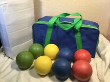 Franklin Bocce Set, New, box open, never used